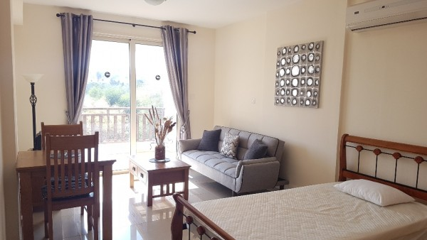 Studio apartment Paralimni